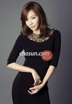 the amazing kim ah joong