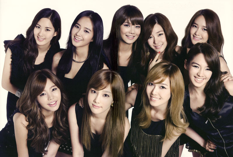 [K-POP/J-POP] SNSD : To Release Japanese Version Of GEE This October