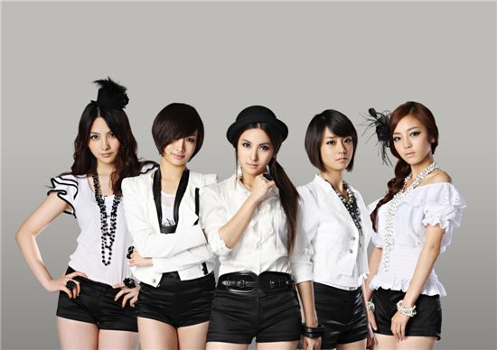 Asian girl group
