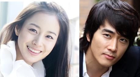 [K-POP/K-DRAMA] Kim Tae Hee | Song Seung Hun : To Pair In ...