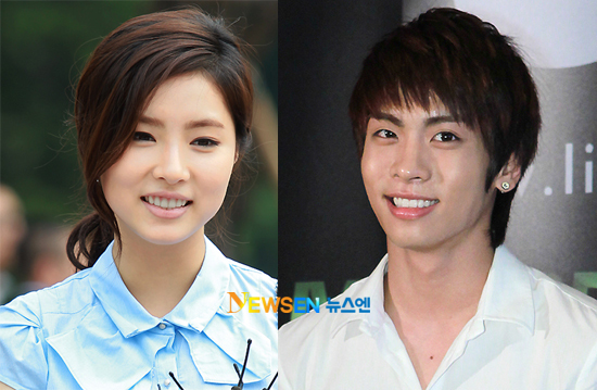 Shin se kyung and jonghyun are no longer dating