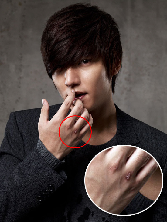 Lee Min Ho Family Picture