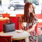 Han Hyo Joo is Parisian Chic