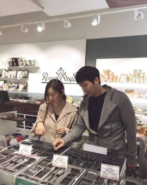 Kim So Yeon & Lee Sang Woo