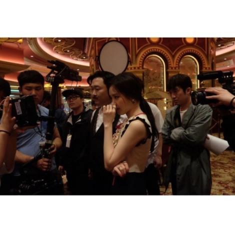 Naeun PSY MV BTS