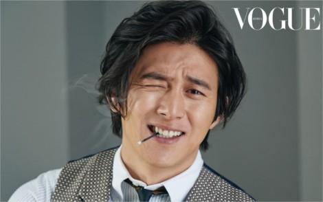 Go Soo The Original Man for Vogue Korea